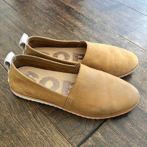 Sorel Women's Ella Leather Slip On